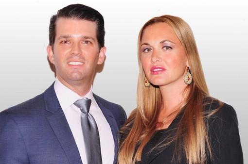 Vợ chồng con trai cả Tổng thống Trump đệ đơn ly hôn