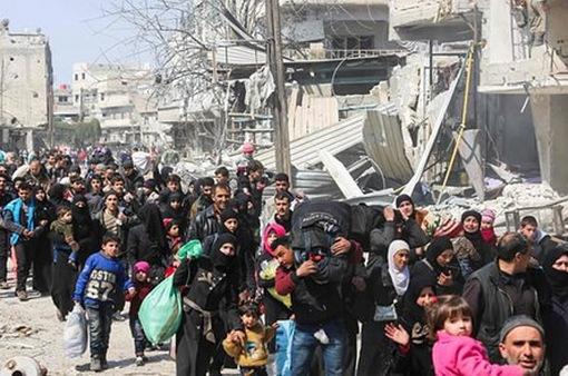 Quân đội Syria tuyên bố lệnh ngừng bắn đơn phương