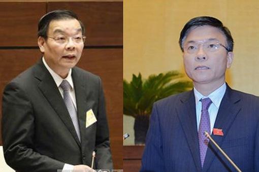TRỰC TIẾP Chất vấn 2 Bộ trưởng tại Phiên họp 22 Ủy ban Thường vụ Quốc hội