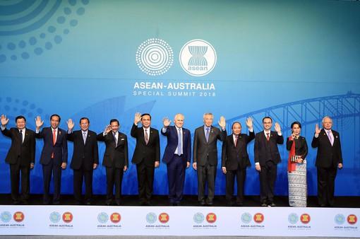 Phiên họp toàn thể Hội nghị Cấp cao đặc biệt ASEAN - Australia