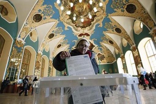 Gần 1.500 quan sát viên theo dõi bầu cử Tổng thống Nga