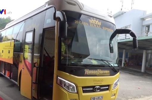 Ra mắt xe khách 20 khoang giường nằm tuyến Hà Nội - Lào Cai - Sapa