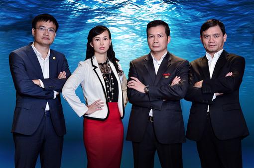 """Dàn """"cá mập"""" Shark Tank Việt Nam lọt đề cử VTV Awards 2018"""
