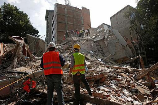 Mexico: 6 tháng sau động đất, nhiều nạn nhân vẫn ở trong các căn lều tạm