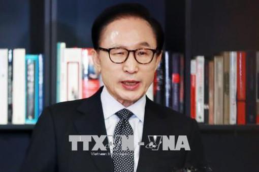 Đề nghị bắt giữ cựu Tổng thống Hàn Quốc Lee Myung-bak