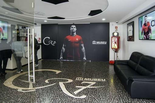Khám phá Bảo tàng Cristiano Ronaldo tại Bồ Đào Nha