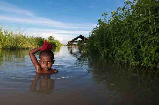 Biến đổi khí hậu sẽ gây khủng hoảng di cư vào năm 2050