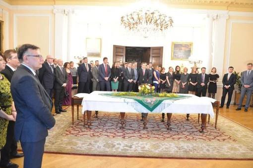 23 nhà ngoại giao Nga rời Anh về nước