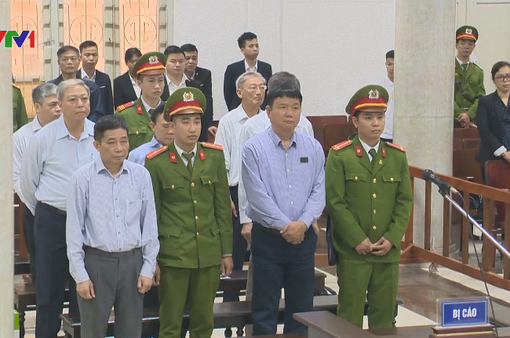 Đề nghị mức án 18-19 năm tù cho bị cáo Đinh La Thăng