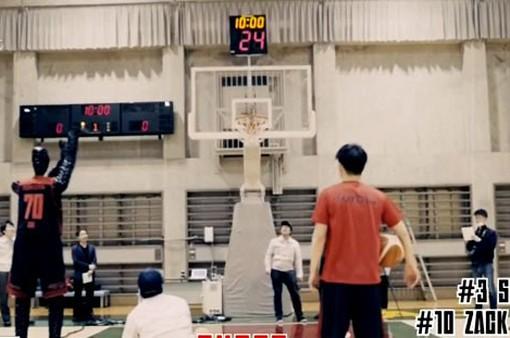 CUE - Robot chơi bóng rổ đánh bại cầu thủ chuyên nghiệp