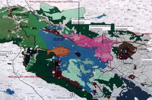 Không có chuyện dừng siêu dự án 15.000 tỷ đồng tại Thái Nguyên