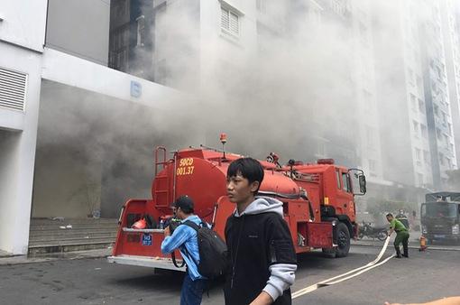 Hà Nội: Không cấp điện, nước cho các chung cư không đảm bảo PCCC