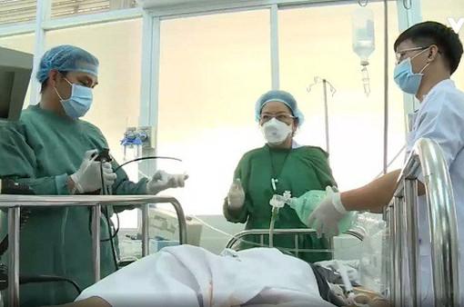 Cháy chung cư Carina: 91 nạn nhân đang cấp cứu tại bệnh viện