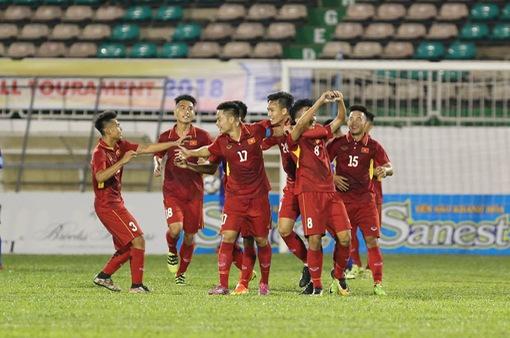 Đài Truyền hình Việt Nam truyền hình trực tiếp Giải bóng đá U19 Quốc tế 2018