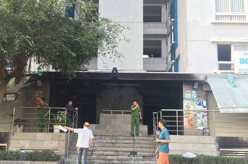 Cháy chung cư Carina - Hàng loạt bất cập bộc lộ