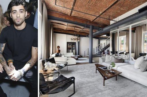 Zayn Malik tậu căn hộ triệu đô cạnh nhà tình cũ
