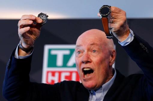 Đồng hồ Thụy Sĩ tìm cách sinh tồn