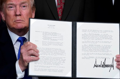 Trung Quốc công bố biện pháp đáp trả thương mại với Mỹ