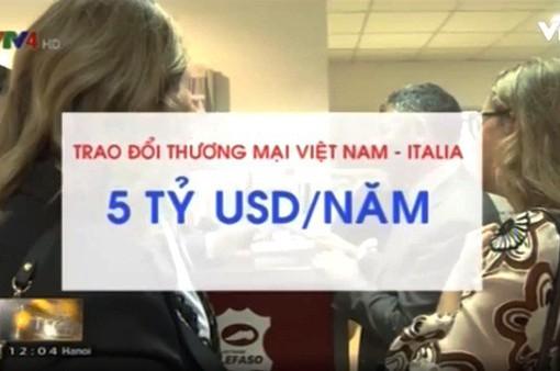 45 năm quan hệ Việt Nam – Italy phát triển bền vững