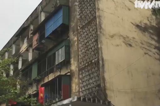 Cháy chung cư cũ ở Nghệ An, hàng chục người chạy thoát thân