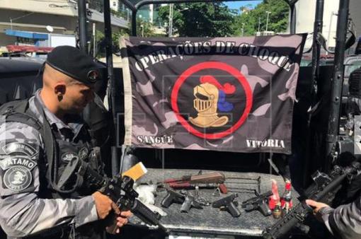 Brazil: Ít nhất 7 người thiệt mạng trong vụ đụng độ với cảnh sát