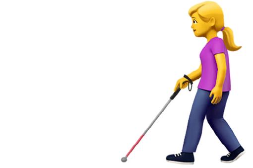 Apple dự định ra mắt bộ emoji cho người khuyết tật