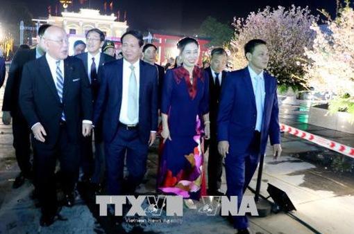 Khai mạc hoạt động giao lưu văn hóa Việt Nam - Nhật Bản