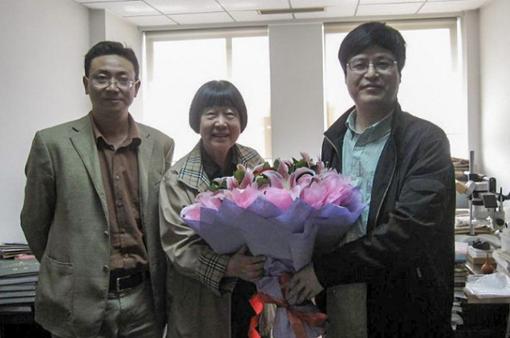 Nhà khoa học nữ Trung Quốc giành giải thưởng UNESCO