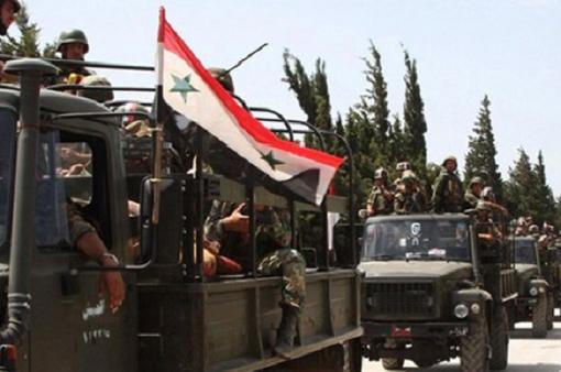 Quân đội Chính phủ Syria kiểm soát 90% diện tích Đông Ghouta
