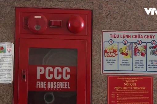 Tăng cường công tác phòng cháy, chữa cháy