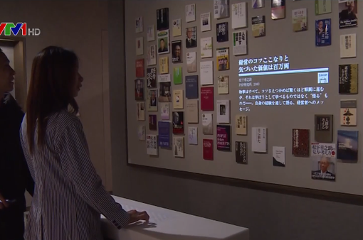 Trải nghiệm mới lạ với ứng dụng công nghệ hiện đại trong bảo tàng