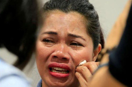 Người giúp việc Philippines bị chủ ép uống chất tẩy