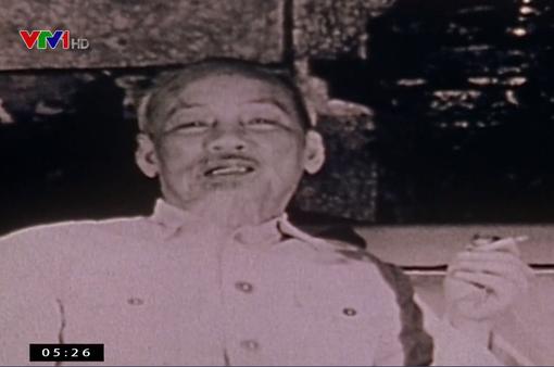 Công bố 3 bộ phim tài liệu quý về Bác Hồ với Hiệp định Paris
