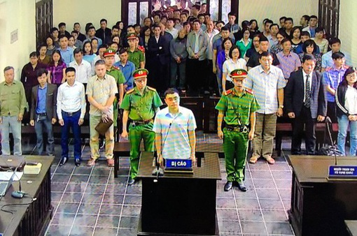 Tuyên án 3 năm tù với cựu nhà báo Lê Duy Phong