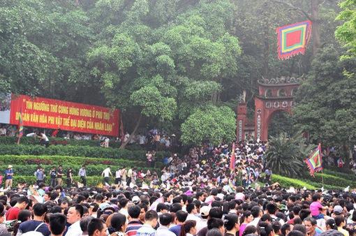 Phú Thọ sẵn sàng cho Giỗ Tổ Hùng Vương - Lễ hội Đền Hùng 2018
