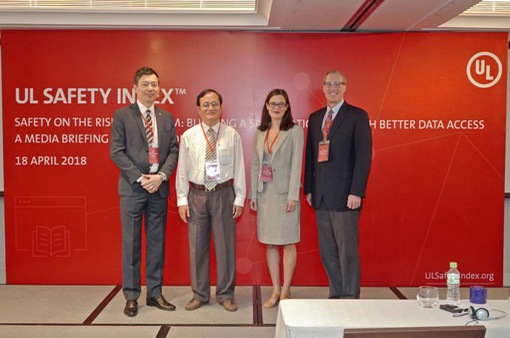 Việt Nam được đánh giá là quốc gia ngày càng cải thiện mức độ an toàn