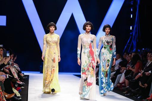 Sôi động Tuần lễ thời trang quốc tế Xuân Hè 2018