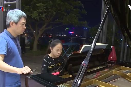 Trần Minh Châu - Cô gái nhỏ tài năng với niềm đam mê đàn piano
