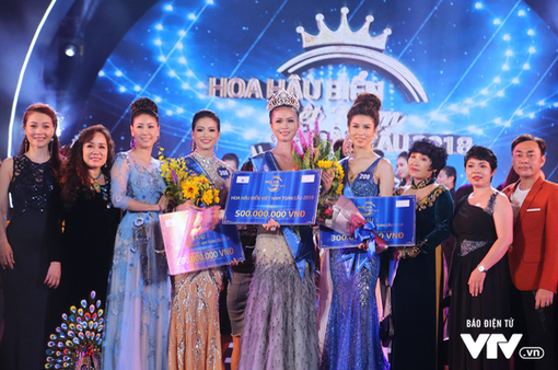 Nguyễn Thị Kim Ngọc - Đương kim Hoa hậu Biển Việt Nam toàn cầu 2018