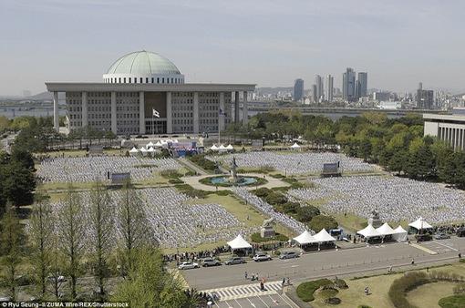 Hàn Quốc xác lập kỷ lục mới về số người tham gia trình diễn Taekwondo