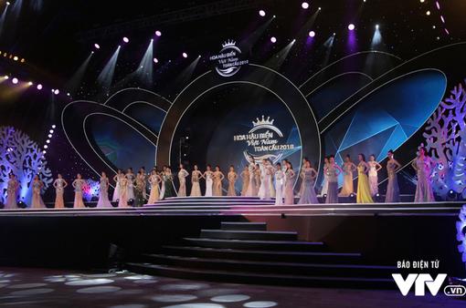Xem lại Chung kết Hoa hậu Biển Việt Nam toàn cầu 2018