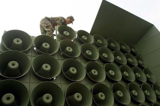 Hàn Quốc ngừng phát thanh tuyên truyền chống Triều Tiên