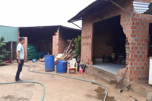Gia Lai: Hai cha con tử vong do bị ngạt khí