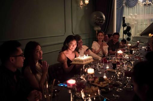 Sinh nhật ấm áp của Á hậu Ngô Thanh Tú