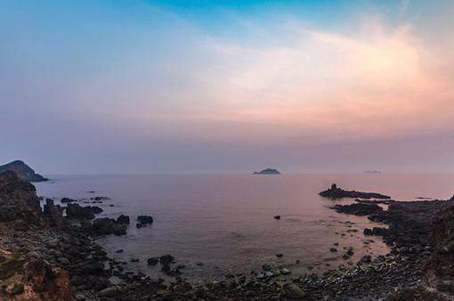 Eo Gió - nơi ngắm bình minh đẹp nhất Việt Nam