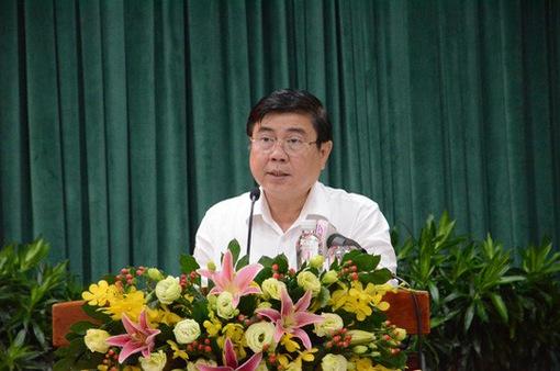 Miễn nhiệm chức Phó Chủ tịch UBND TP.HCM đối với ông Lê Văn Khoa