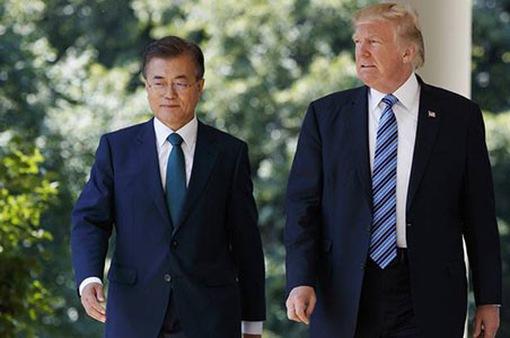 Hàn Quốc và Mỹ sẽ họp thượng đỉnh vào giữa tháng 5 tới