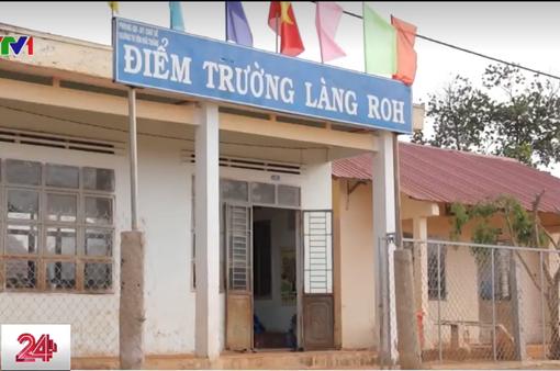 Công trình của tình yêu học trò tại làng Roh, Gia Lai
