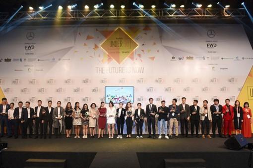 Vinh danh 30 người nổi bật dưới 30 tuổi tại Việt Nam
