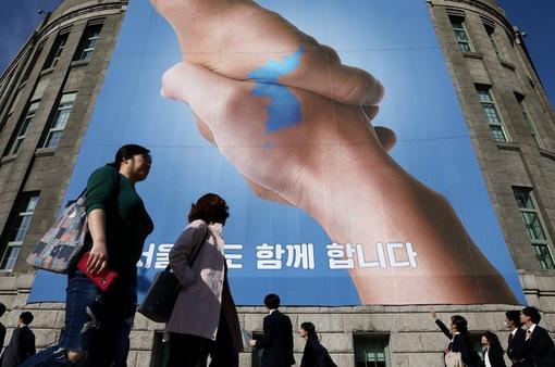 """""""Cái bước chân lịch sử"""" mở ra kỷ nguyên mới trên bán đảo Triều Tiên?"""